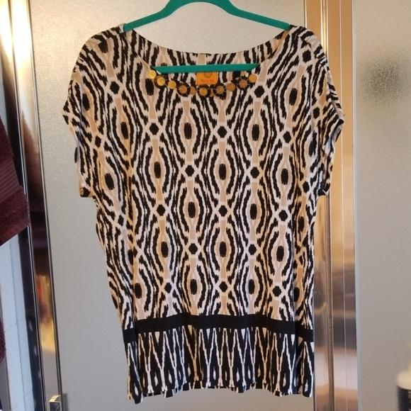 Ruby Rd. Tops - Ruby Rd beautiful Shirt